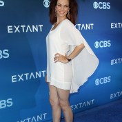 Annie Wersching at Extant Premiere Party - 20