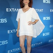 Annie Wersching at Extant Premiere Party - 23