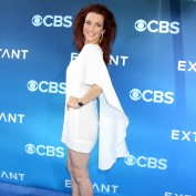 Annie Wersching at Extant Premiere Party - 40
