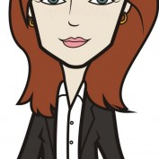 Renee Walker cartoon drawing by Toon Series