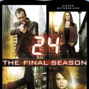 24 Season 8 Blu-Ray UK Cover