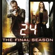 24 Season 8 DVD UK Cover